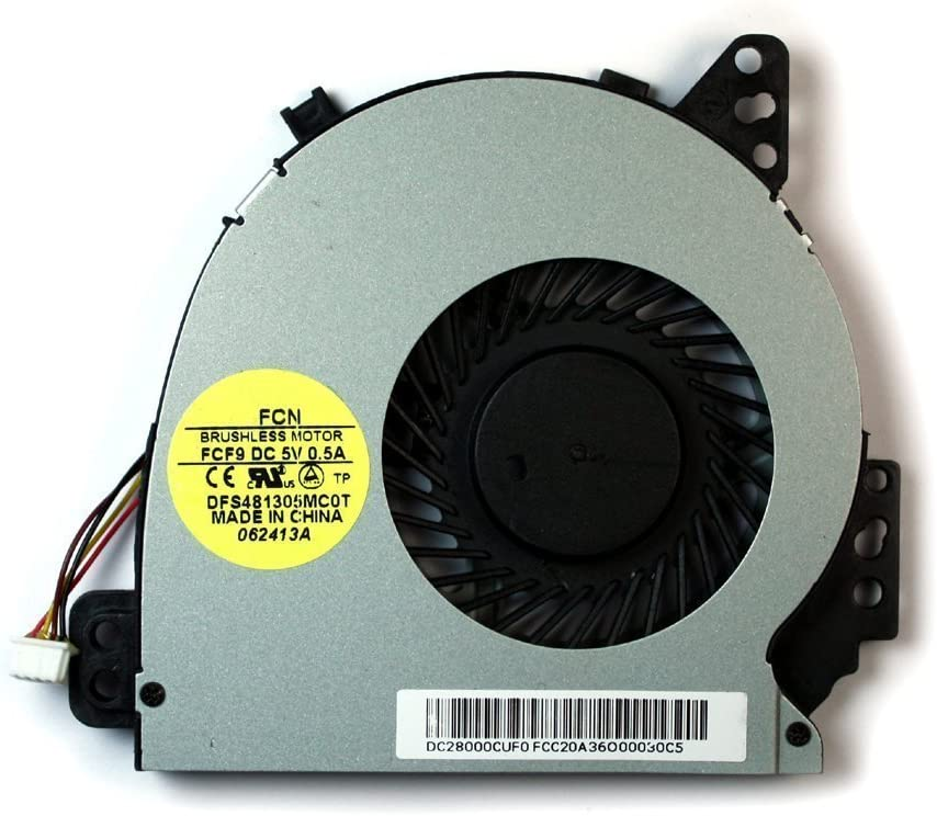 iiFix New CPU Cooling Cooler Fan For Toshiba Satellite L40-A L40D-A L40t-A L45-A L45D-A L45T-A