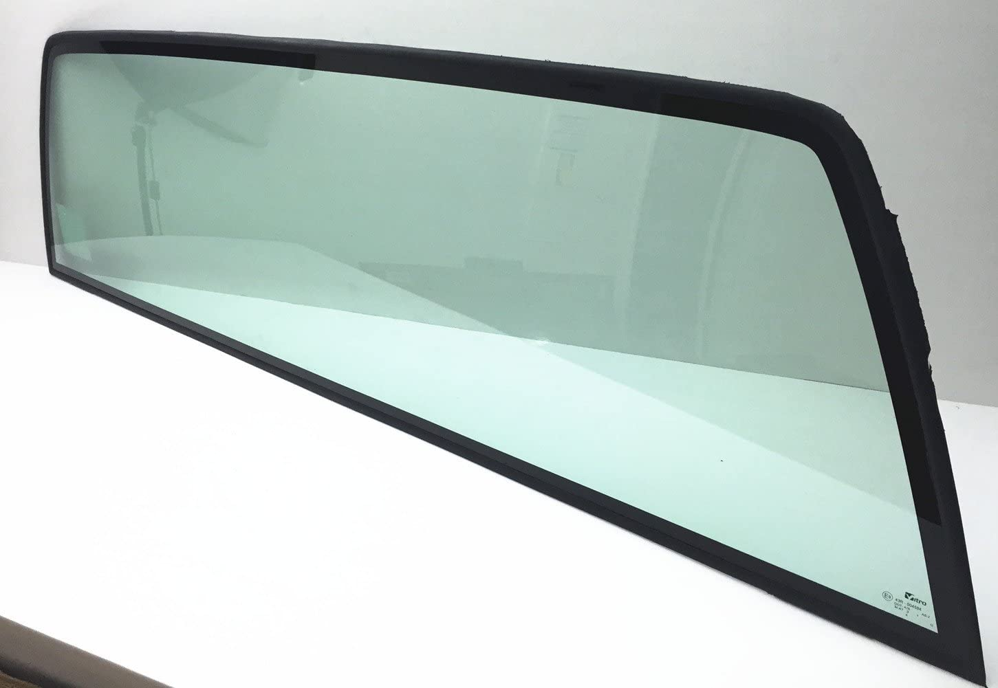 NAGD Stationary Back Window Back Glass Compatible with Chevrolet Pickup//GMC Pickup 1988-1999 C1500 K1500 Models