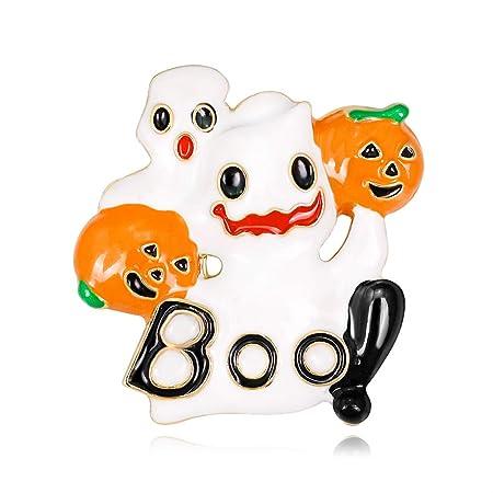 Gespout Halloween Broches Alfileres Joyería Joyas Aleación ...