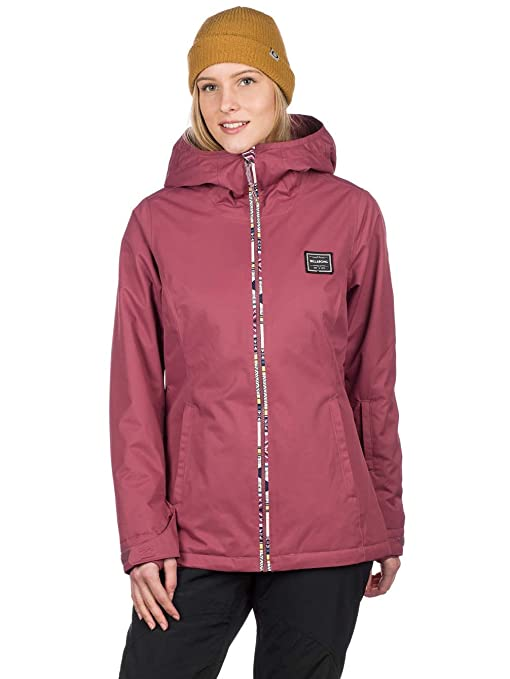 Amazon da Donna Billabong S sci Solid SULA it Europe Giacca G M px8qXvXT