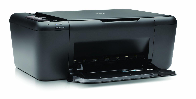 HP Deskjet F4580 All-in-One Printer: Amazon.co.uk: Computers & Accessories