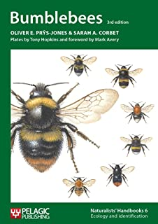 25f258efe8 Bumblebees  6 (Naturalists  Handbooks)