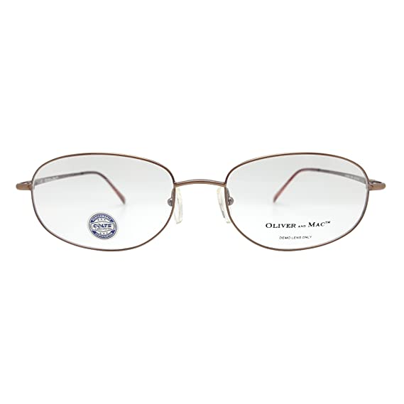 Oliver And Mac Mens London Eyeglasses Prescription Frames
