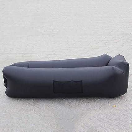 Xingqianru Saco De Dormir Al Aire Libre Inflable Aire Libre del Saco De Dormir del Lecho