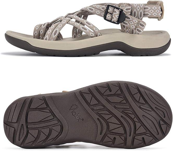 Viakix Walking Sandals Women