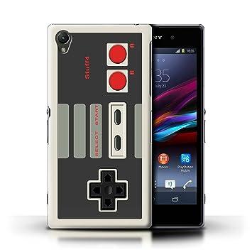 Carcasa/Funda STUFF4 dura para el Sony Xperia Z1 / serie ...