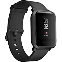 "Amazfit Xiaomi Bip Reloj Inteligente Negro LED 3,25 cm (1.28"") GPS (satélite) - Relojes Inteligentes (3,25 cm (1.28""), LED, Pantalla táctil, GPS (satélite), 31 g, Negro)"