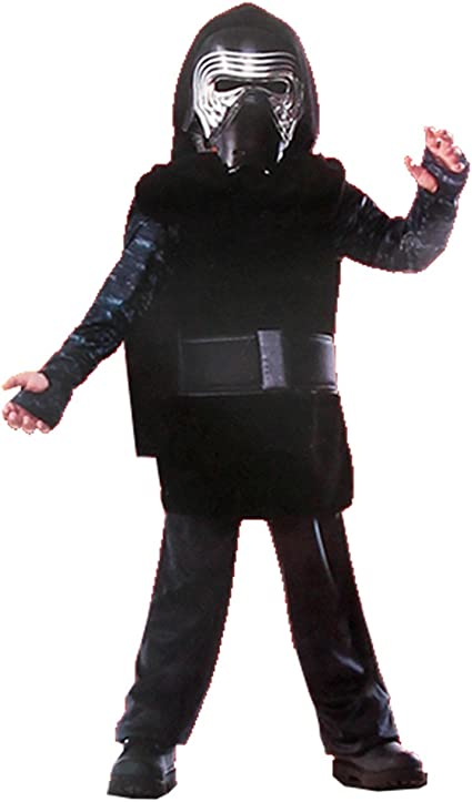 Star Wars Boys Kylo Ren Costume Rubie/'s