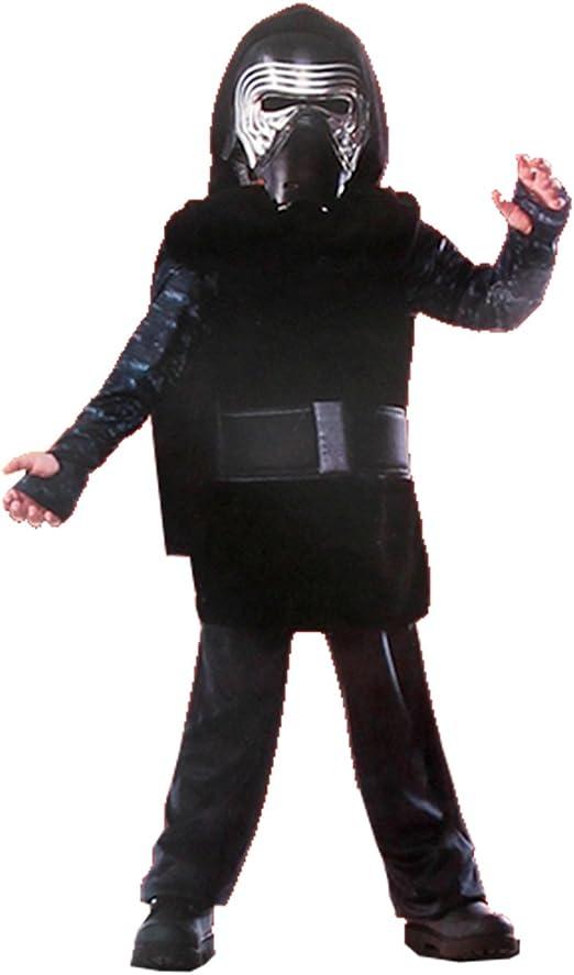 Star Wars - Disfraz de Kylo Ren para niños, infantil 8-10 años ...
