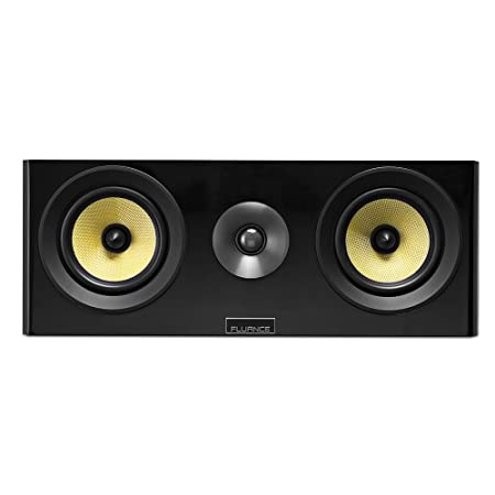 Amazon Fluance Signature Series HiFi Two Way Center Channel Speaker For Home Theater HFC Audio