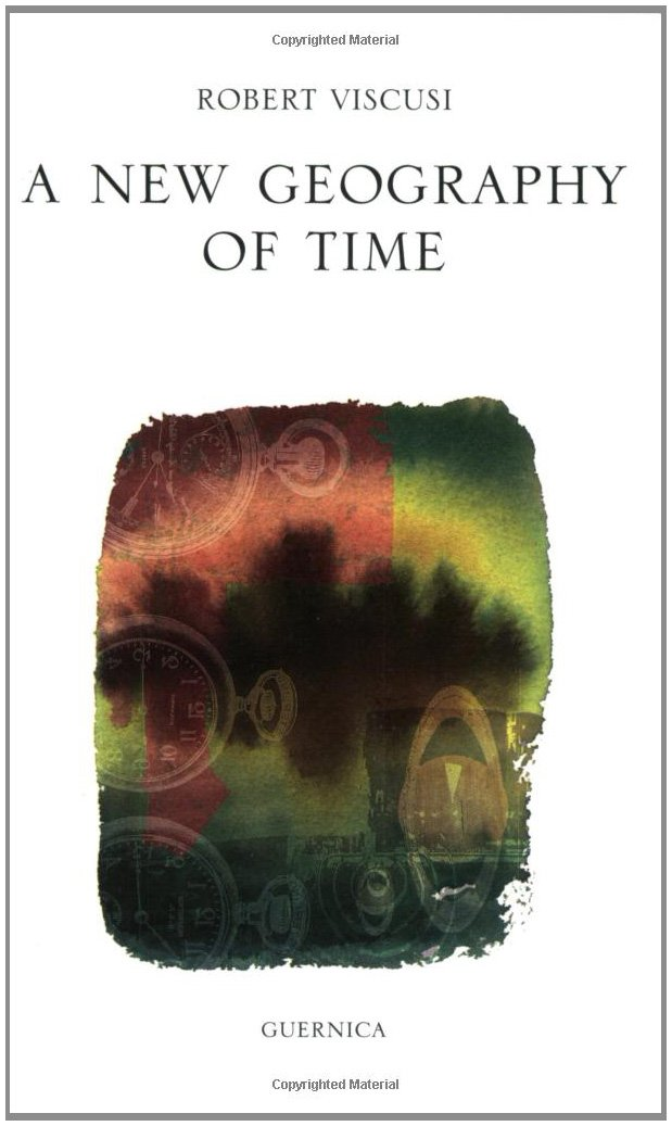 Download A New Geography Of Time (Essential Poets Series 124) pdf epub