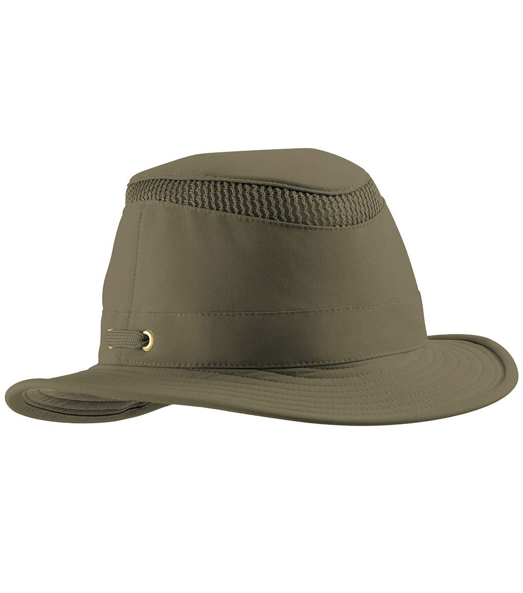 Tilley Endurables LTM5 Airflo Unisex Olive Hat, 7 7/8