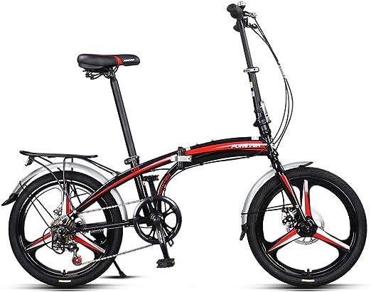 Bicicletas Plegable Velocidad Variable niño niña pequeña ...