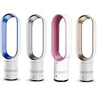 Rotorloze Ventilator Met Oscillatie, Stille Torenventilator Inclusief Afstandsbediening Vloerventilatoren Met Slaaptimer…