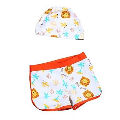 differently adbae 57fc5 Kinderbadebekleidung Cartoon Jungen Badehose Gedruckte Bade ...