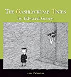 The Gashlycrumb Tinies 2012 Calendar (Wall Calendar) by Edward Gorey (2011-08-10)