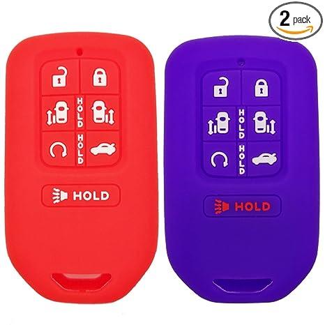 Amazon.com: Coolbestda - Funda para llave de coche con 7 ...