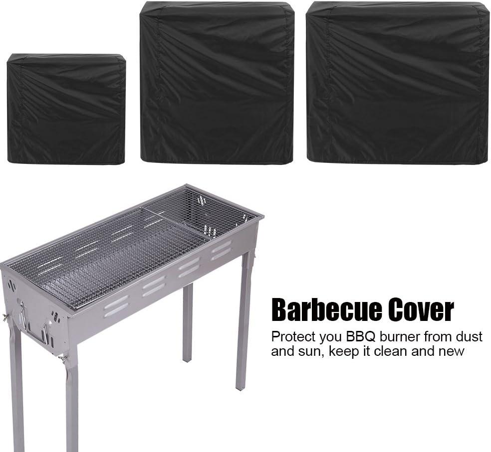 Asixx Housse de Barbecue Anti-UV Anti-poussi/ère Couvercle de Barbecue Housse /Étanche B/âche de Protection BBQ en Polyester pour Jardin Patio