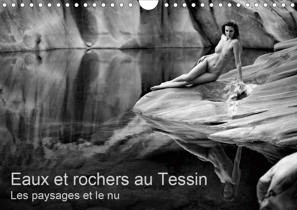 Eaux et rochers au Tessin - Les paysages et le nu : Photos érotiques au Tessin (Suisse)