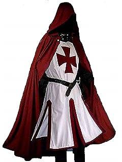 Amazon.com: Ropa de caballero estilo vintage medieval Empire ...