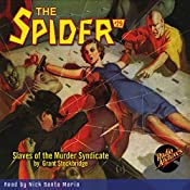 Spider #29: February 1936 | Grant Stockbridge,  RadioArchives.com