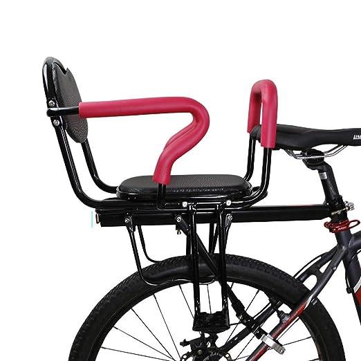 Asiento para NiñOs En Bicicleta, Asiento De Seguridad para NiñOs ...