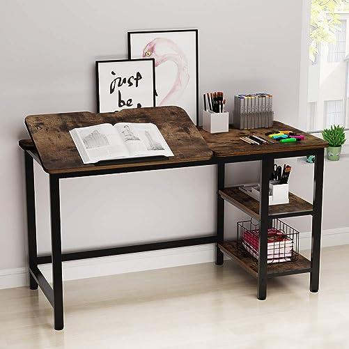 Reviewed: Drafting Table Modern Office Desk