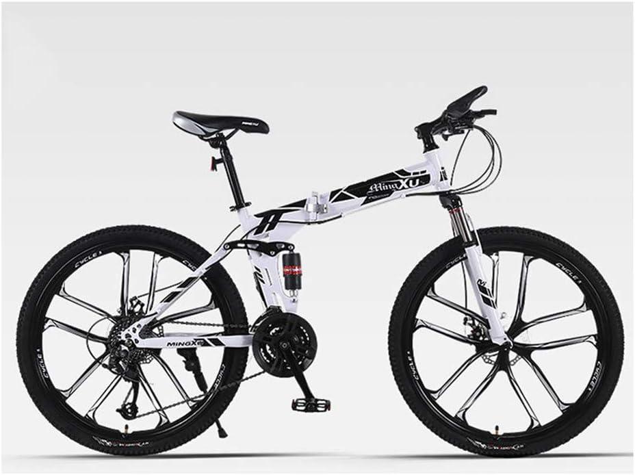 KXDLR Bicicleta De Montaña, Bici De La Ciudad, 27 Cambio De ...