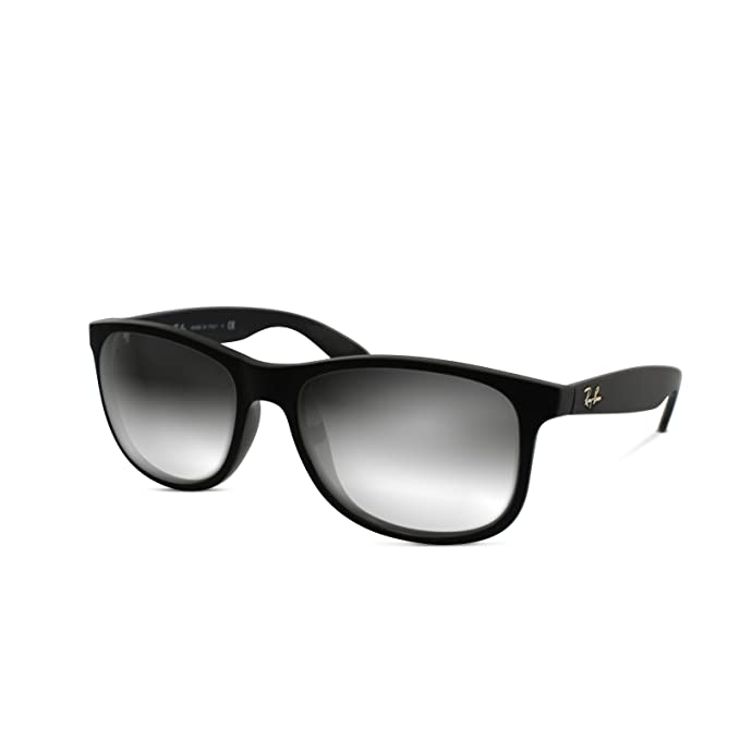 6b43ec3266 Gradient Grey to Clear Replacement Lenses for Ray Ban RB4202 Andy 55mm