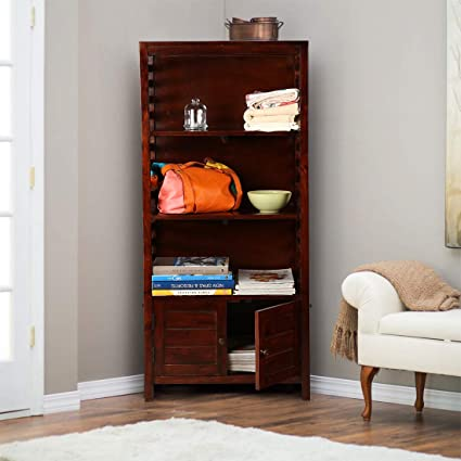 HomeTown Telford Large Book Shelf