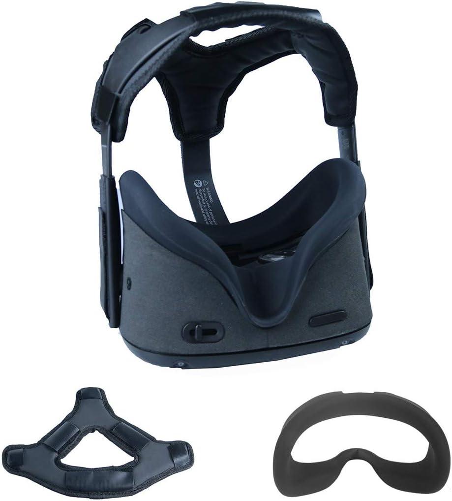 Eyglo Headband Face Cover For Oculus Quest Vr Headset Elektronik