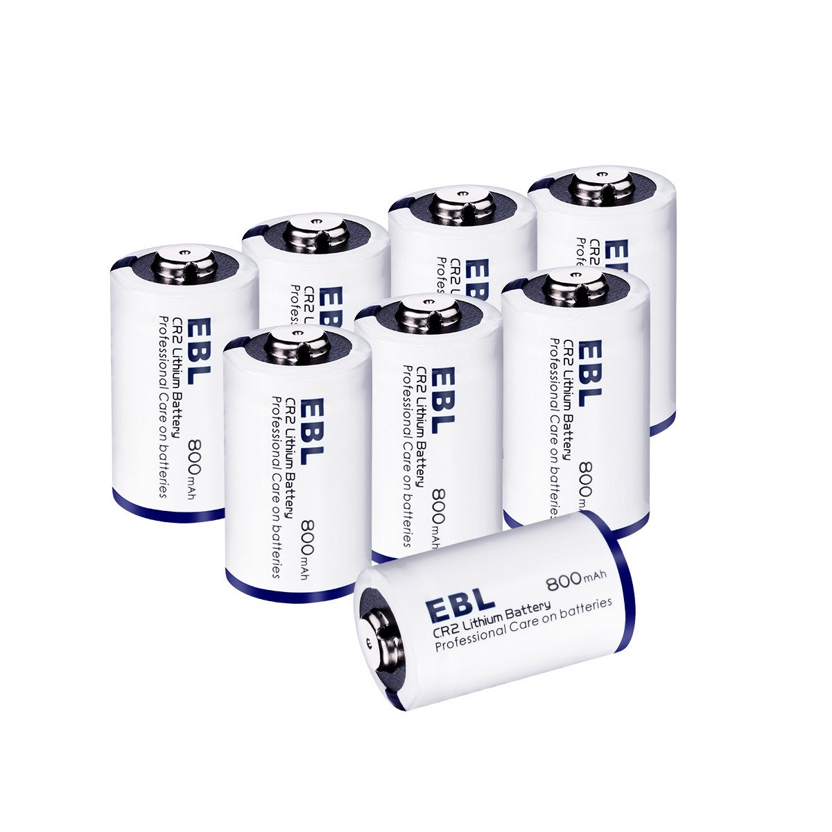 EBL CR2 Photo Lithium Battery Replacement