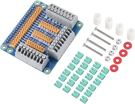 Raspberry Pi 3 2 Model B GPIO Expansion Extension Board One Row To Be Three