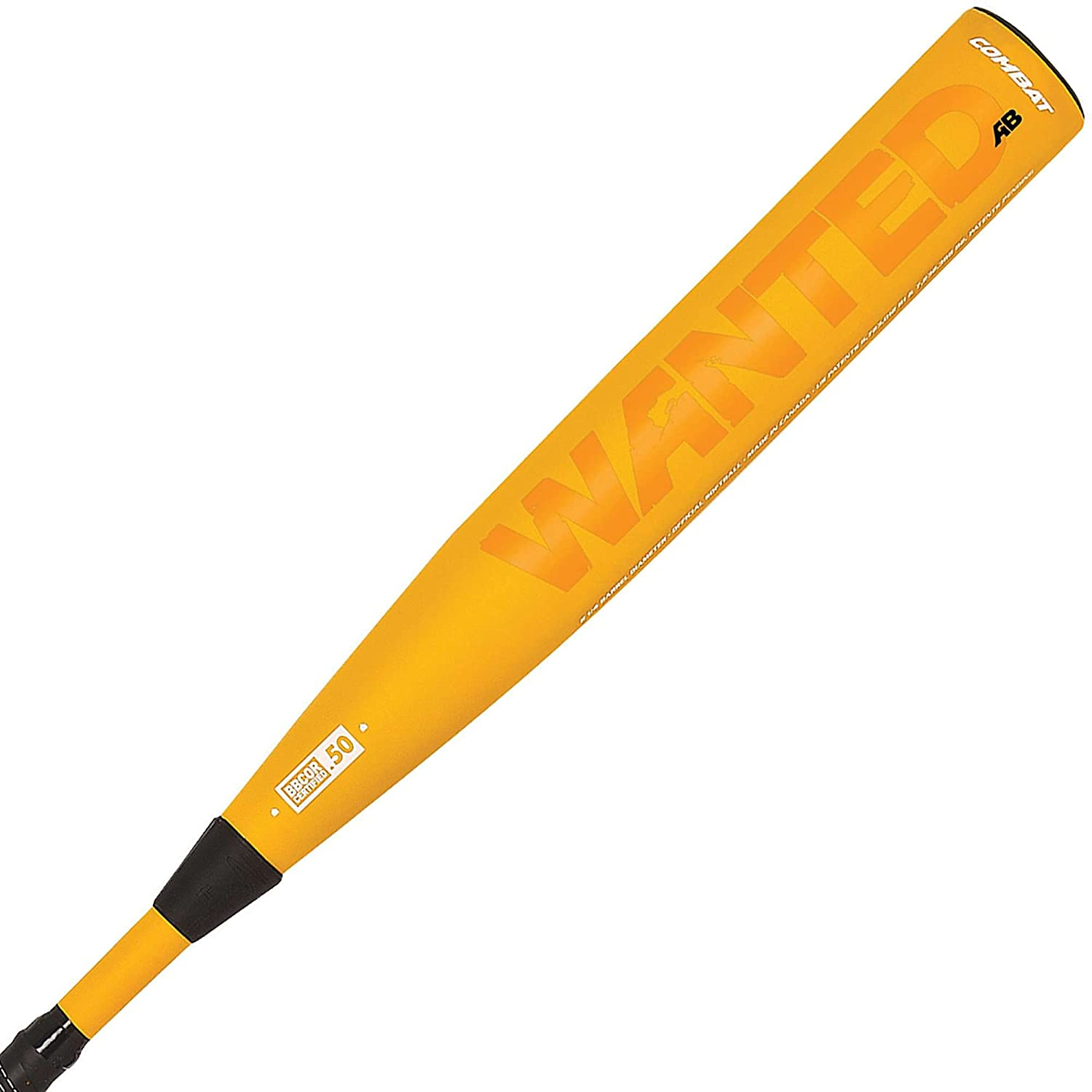 Combat 2014 Wanted Ab 3 Adult Baseball Bat (Bbcor), 34in