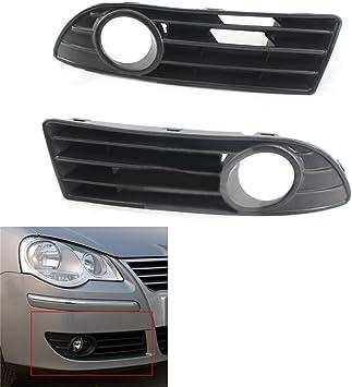 New Front Left /& Right Set Of 2 LH RH FOG LAMP COVER For Volkswagen Passat