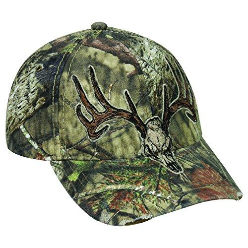 Mossy Oak Mossy Oak Break-Up Country Camo Deer Skull Logo Cap Deer Logo Cap