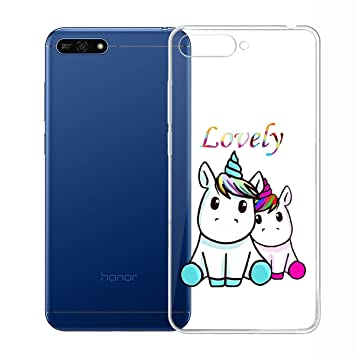 coque cheval huawei y6 2018