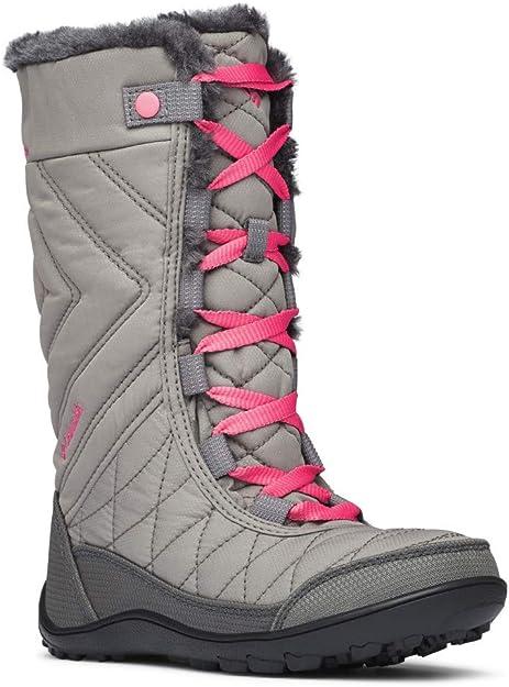 Columbia Youth Minx Mid III WP Omni-Heat Boots,Columbia,1790111
