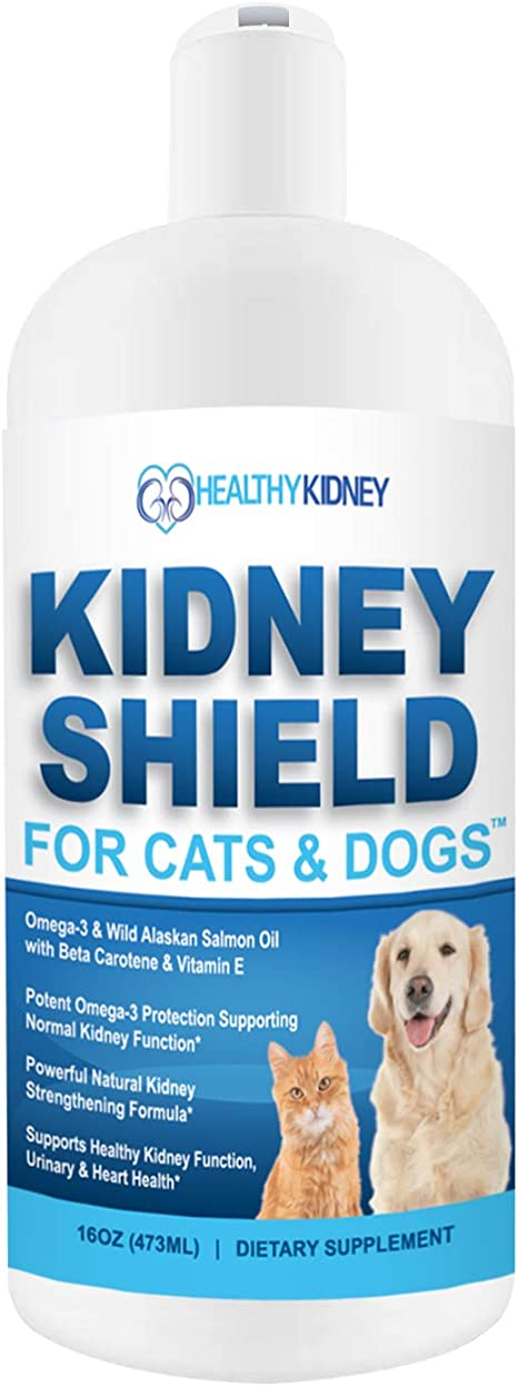 Amazon Com Dog And Cat Kidney Support Canine Feline Renal Health Support Supplement For Normal Kidney Function Creatinine Detox Urinary Track Cleansing Best Kidney Stuff Improve Pets Alive An Kidney Health