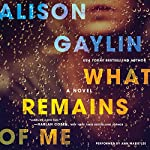 What Remains of Me: A Novel | Alison Gaylin