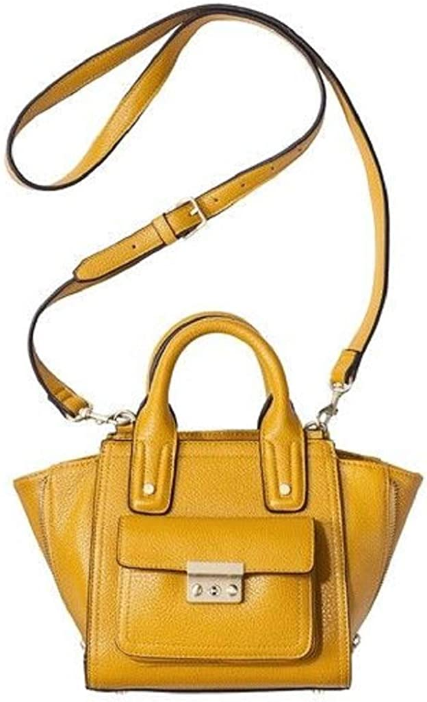 3.1 Phillip Lim for Target Mini Satchel with Gusset Yellow