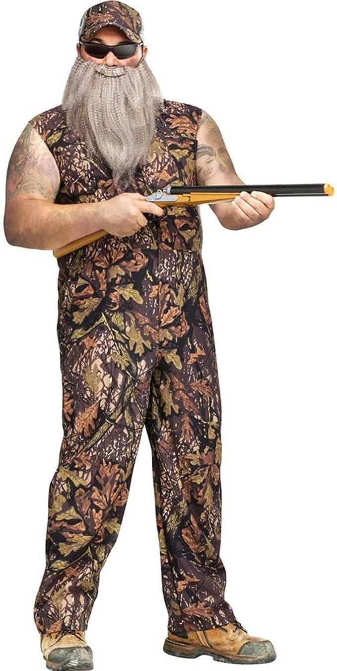 Duck Hunter Child Costume Coveralls Medium 8-10