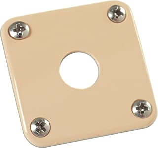 product image for Gibson Gear PRJP-030 Jack Plate, Creme Plastic
