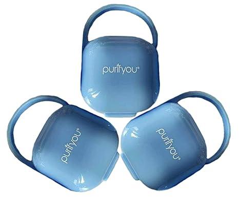 purifyou PurePouch BPA Soother Pod, funda protectora de ...