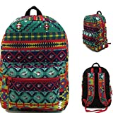 17'' Wholesale Padded Fashion Backpack - Case of 24