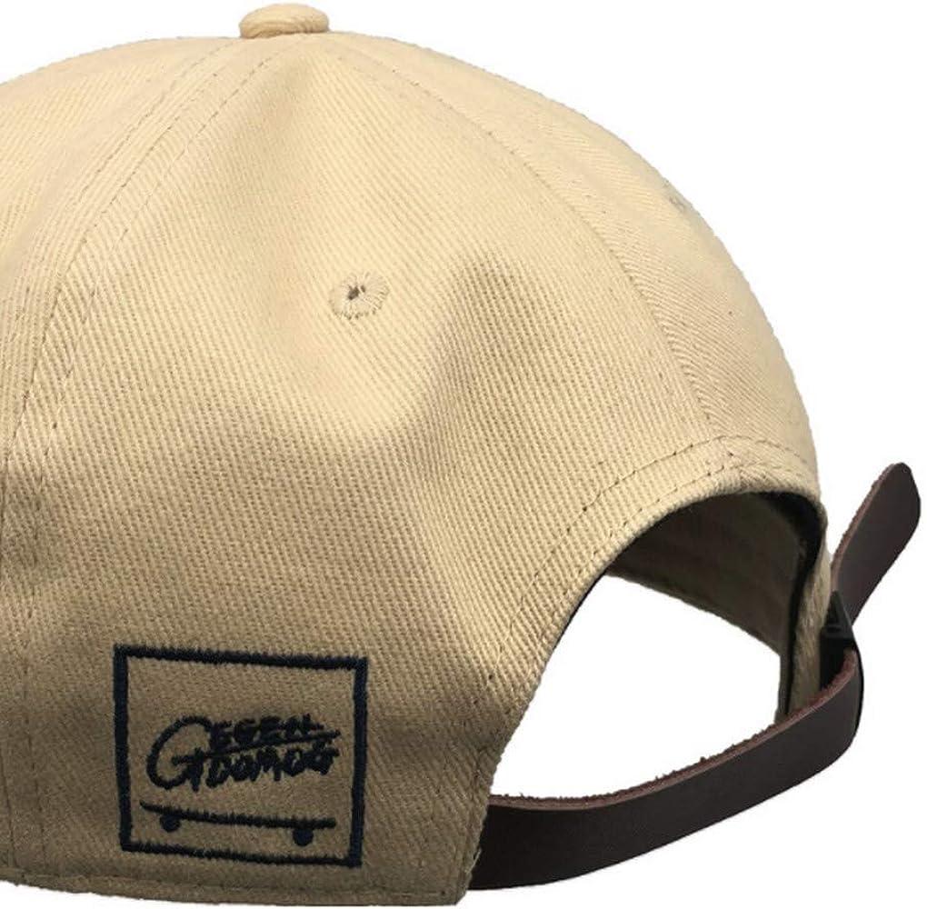 163b6468 Clape ファッション 短ツバ BBキャップ 無地 キャップ 野球 帽 ロゴキャップ ショートブリム スウェット ベース