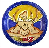Dragonball Z Small Paper Plates (8ct)