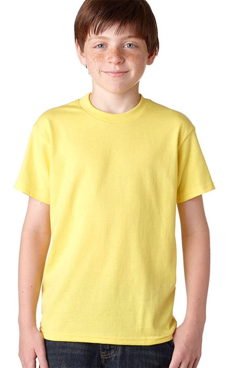 Yellow Youth Heavyweight Blend Tee