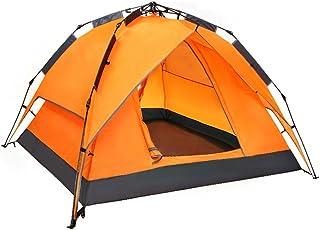 Z-P Tente Tente Extérieure 2-3 Personnes Tentes De Camping Sauvages Tentes Automatiques Construites pour Prévenir La Pluie, Automatique Speed Open Field Camping Beach Tent Set