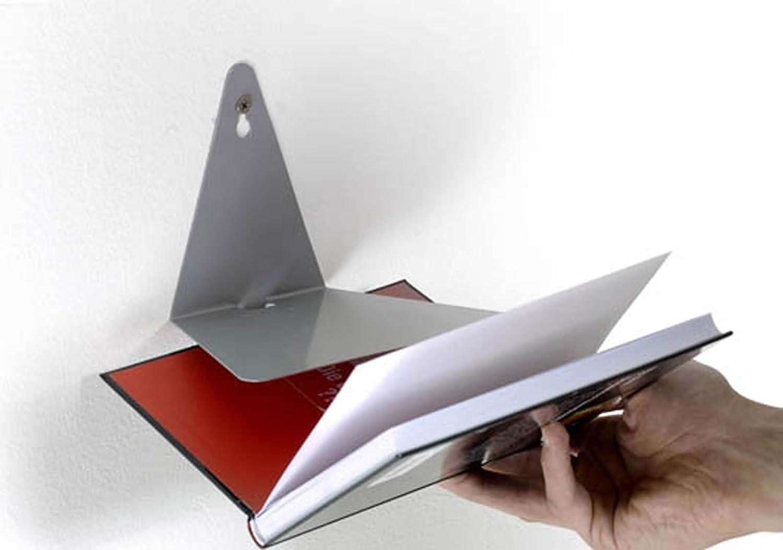 Unsichtbares bücherregal selber bauen  FLYING BOOKS 3er Set Unsichtbares Bücherregal: Amazon.de: Küche ...